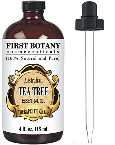 The Best Tea Tree Oil  by First Botany Cosmeceuticals