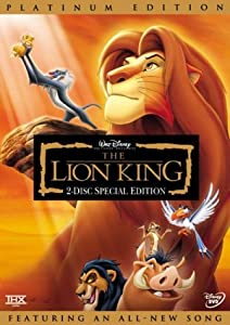 "Cover of ""The Lion King (Disney Special P..."