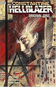 "Cover of ""Hellblazer: Original Sins"""