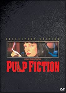 """Cover of """"Pulp Fiction"""""""