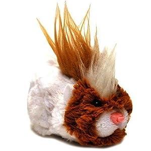 rockstar hamster hair