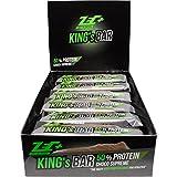 ZEC+ NUTRITION Proteinriegel 50% KING'S BAR Geschmack CHOCO SUPREME 24er Box 1200g