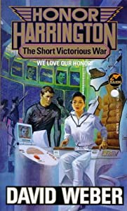 "Cover of ""The Short Victorious War (Honor..."
