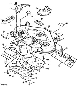 Amazon.com : John Deere OEM 44