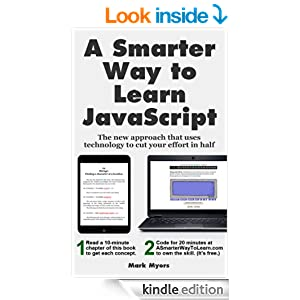 Amazon.com: A Smarter Way to Learn JavaScript: The new