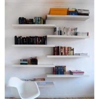 Ikea Lack Floating Wall Shelf White
