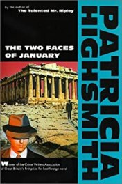 "Cover of ""The Two Faces of January (Highs..."