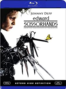 "Cover of ""Edward Scissorhands (Widescreen..."