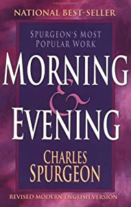 """Cover of """"Morning and Evening"""""""