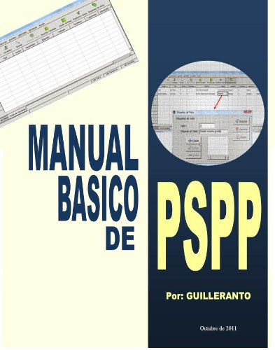 Manual Basico de PSPP (Spanish Edition)