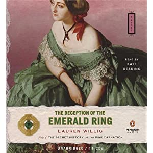 deception emerald ring