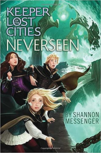 Keeper of the Lost Cities book four, Neverseen