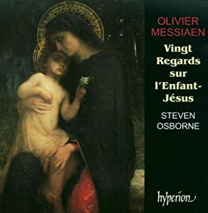 "Cover of ""Vingt Regards Sur L'Enfant Jesu..."