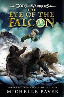 The Eye of the Falcon (Gods and Warriors) by Michelle Paver| wearewordnerds.com