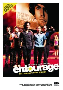 Entourage: The Complete First Season, DVD, Samaire Armstrong