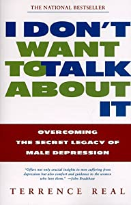 "Cover of ""I Don't Want to Talk About It: ..."