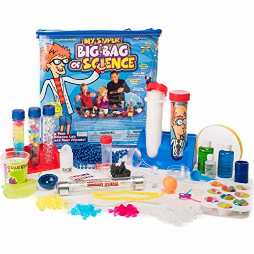 Be Amazing Toys My Super Big Bag Of Science +100 activities