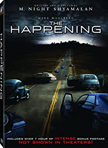 "Cover of ""The Happening"""