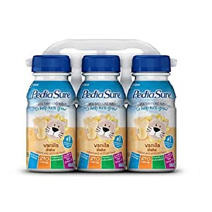 Amazoncom PediaSure Sidekicks Nutrition Drink Vanilla
