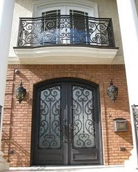 Top Best 5 iron entry doors for sale 2016 : Product