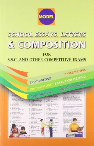 Model School Essays, Letter & Composition