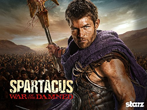 Amazoncom Spartacus Season 3 Episode 5 Blood Brothers