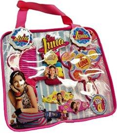 Kids-Euroswan-Soy-Luna-WDSL042-Bolso-de-accesorios-para-el-cabello