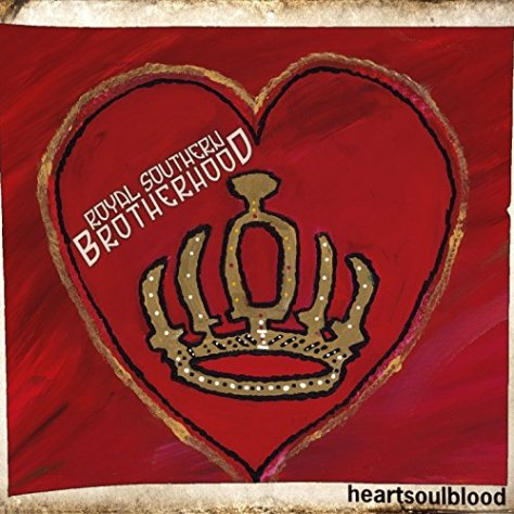 Royal Southern Brotherhood-Heartsoulblood-CD-FLAC-2014-BOCKSCAR Download