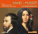 Sand-Musset correspondances par George Sand