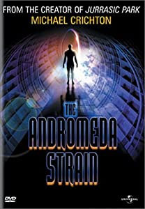 "Cover of ""The Andromeda Strain"""