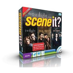 SceneIt? Twilight Saga Deluxe