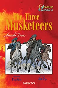 "Cover of ""The Three Musketeers (Graphic C..."