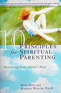 "Cover of ""10 Principles for Spiritual Par..."