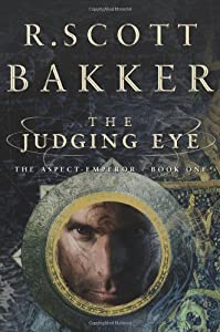 "Cover of ""The Judging Eye (The Aspect-Emp..."