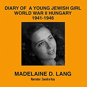 Diary of a Young Jewish Girl Audiobook