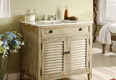 French Bathroom Vanity Units Cabinets