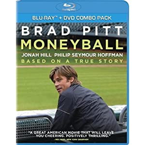 Moneyball DVD on Amazon