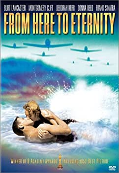 """Cover of """"From Here to Eternity"""""""
