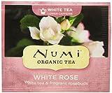 Numi White Rose, 100 Count