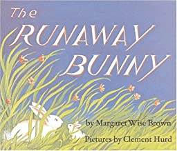"Cover of ""The Runaway Bunny"""