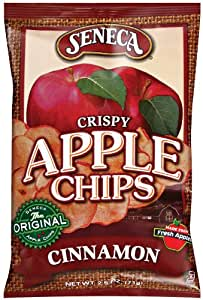 Seneca Cinnamon Apple Chips25Ounce Bags Pack of 12
