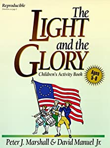 """Cover of """"The Light and the Glory : Child..."""