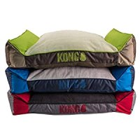 Amazon.com : KONG Lounger Dog Bed RED : Pet Supplies
