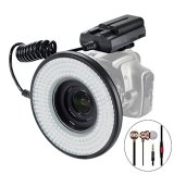 Lightwish-MRC-232-232-Macro-LED-Ring-Light-with-7-Adapter-Rings-52mm-55mm-58mm-62mm-67mm-72mm-77mm-for-DSLR-Camera-Photography