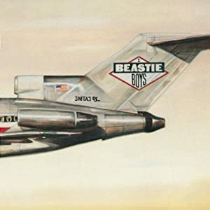 "Cover of ""Licensed to Ill"""
