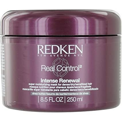 Redken Real Control Intense Renewal Mask, 8.5 Ounce