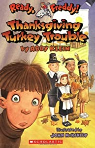 "Cover of ""Thanksgiving Turkey Trouble (Re..."