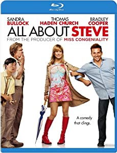 """Cover of """"All About Steve [Blu-ray]"""""""