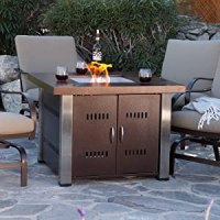 Amazon.com : Propane Fire Pit : Az Gas Fire Pit : Patio