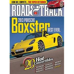 Road & Track Magazine